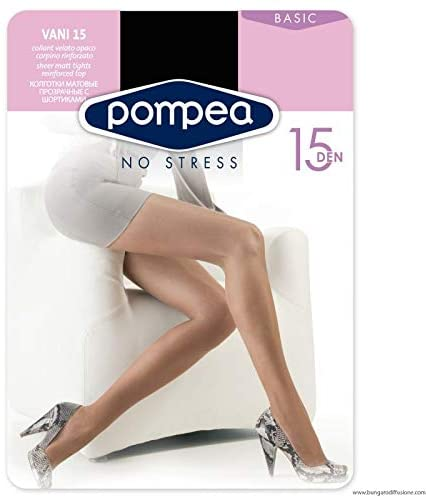Collant 15 den - Pompea