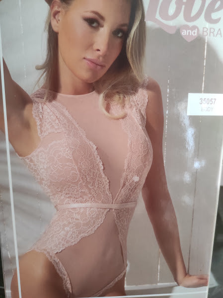 Body in pizzo - Love and Bra
