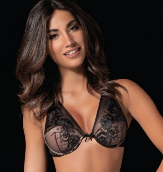 Bralette preformata con ferretto - Love and Bra