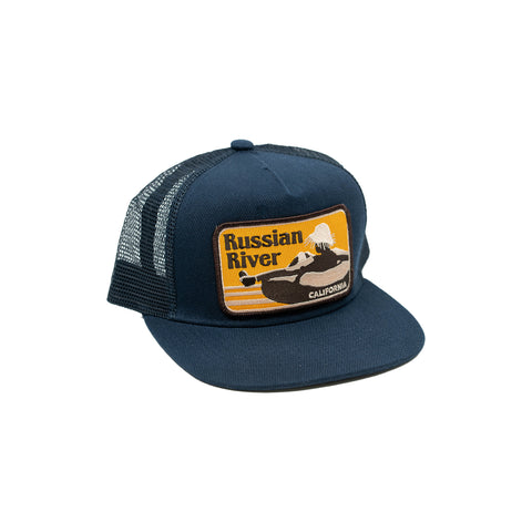 Russian River Snapback (Navy)