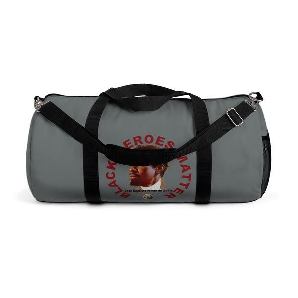 Black Heroes Matter Duffel Bag