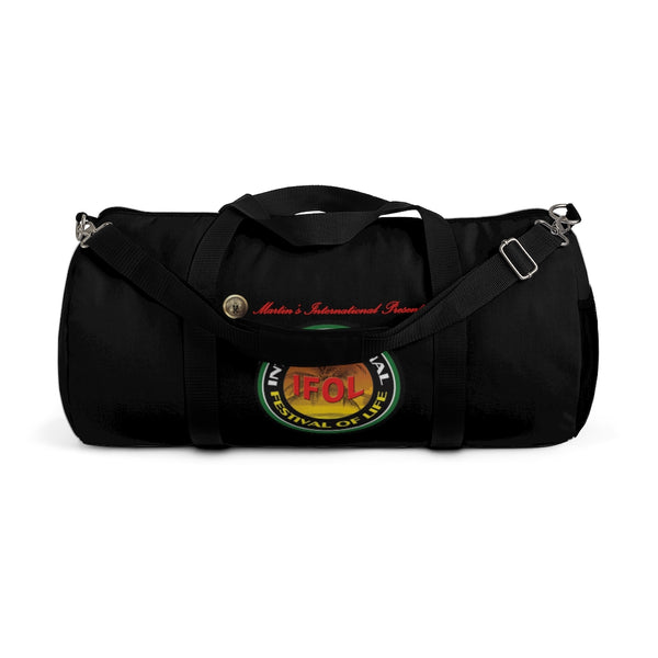 International Festival of Life (IFOL) Duffel Bag