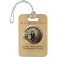 Martin International Luggage Bag Tag