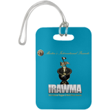 International Reggae & World Music Awards (IRAWMA) Luggage Bag Tag