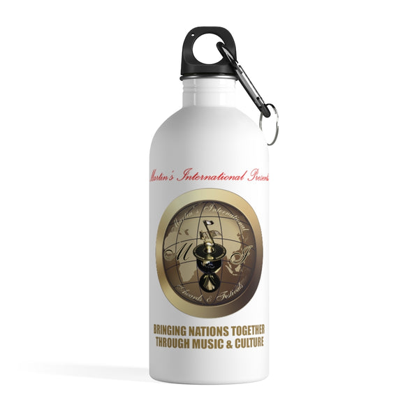 Martin's International Stainless Steel Water Bottle