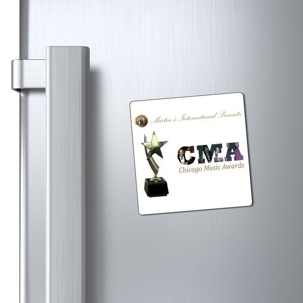 Chicago Music Awards (CMA) Magnets