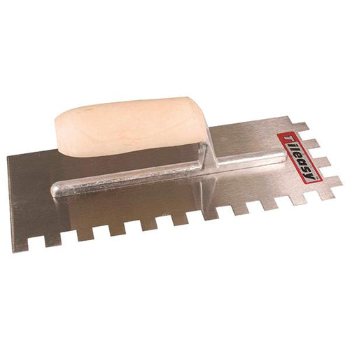 Notched Trowel 12mm - Discount Tile And Stone Warehouse