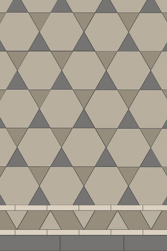 Original Style Hexham Pattern - Discount Tile And Stone Warehouse
