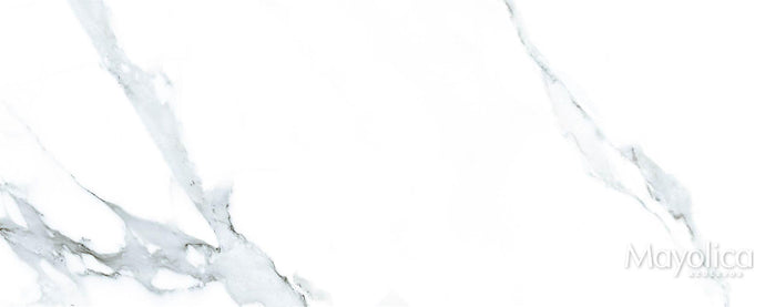 Alba Carrara Blanco - Wall Tile - 28 x 70 cm