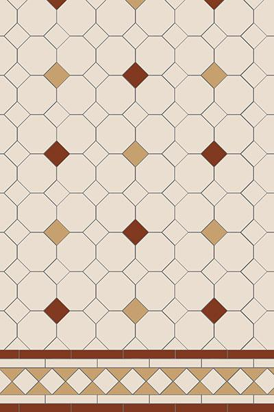 Original Style Ashbourne Pattern - Discount Tile And Stone Warehouse
