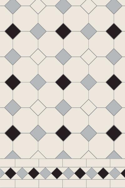 Original Style Chesterfield Pattern - Discount Tile And Stone Warehouse