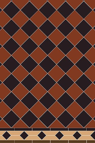 Original Style Dorchester Pattern - Discount Tile And Stone Warehouse