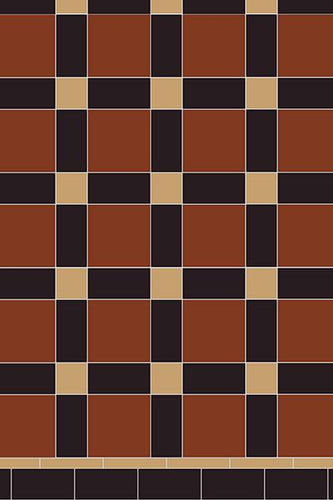 Original Style Edinburgh Pattern - Discount Tile And Stone Warehouse