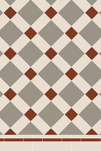 Original Style Falkirk Pattern - Discount Tile And Stone Warehouse