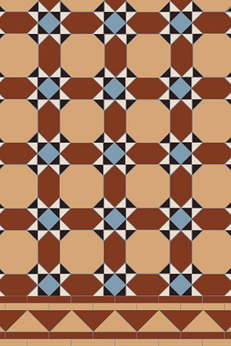 Original Style Inverlochy Pattern - Discount Tile And Stone Warehouse
