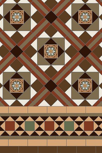 Original Style Lindisfarne Pattern - Discount Tile And Stone Warehouse