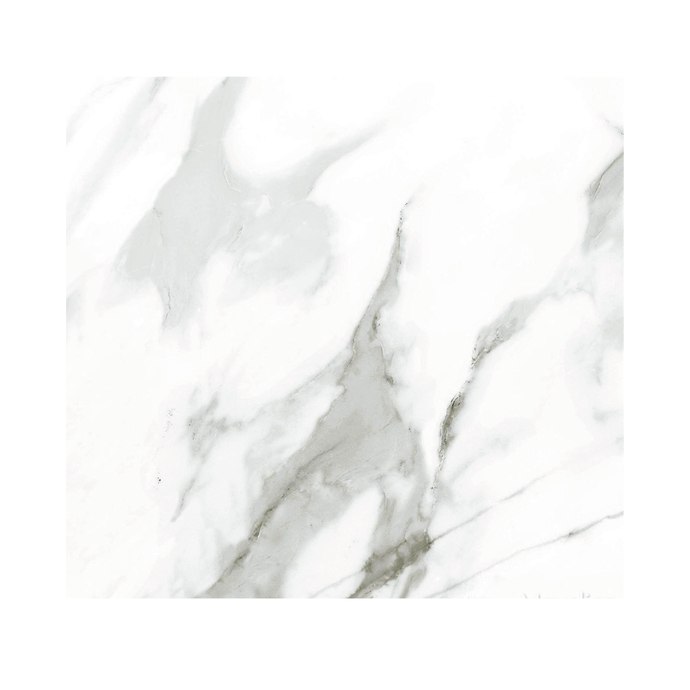 Alba Carrara Blanco - Floor Tile - 31.6 x 31.6 cm