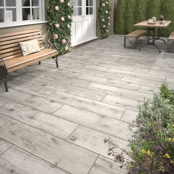 Kenwood Ash - Matt Glazed Porcelain - 20 mm