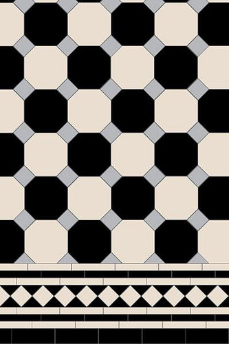 Original Style Pomeroy Pattern - Discount Tile And Stone Warehouse