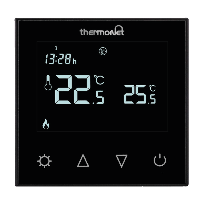 Single Program Thermostat