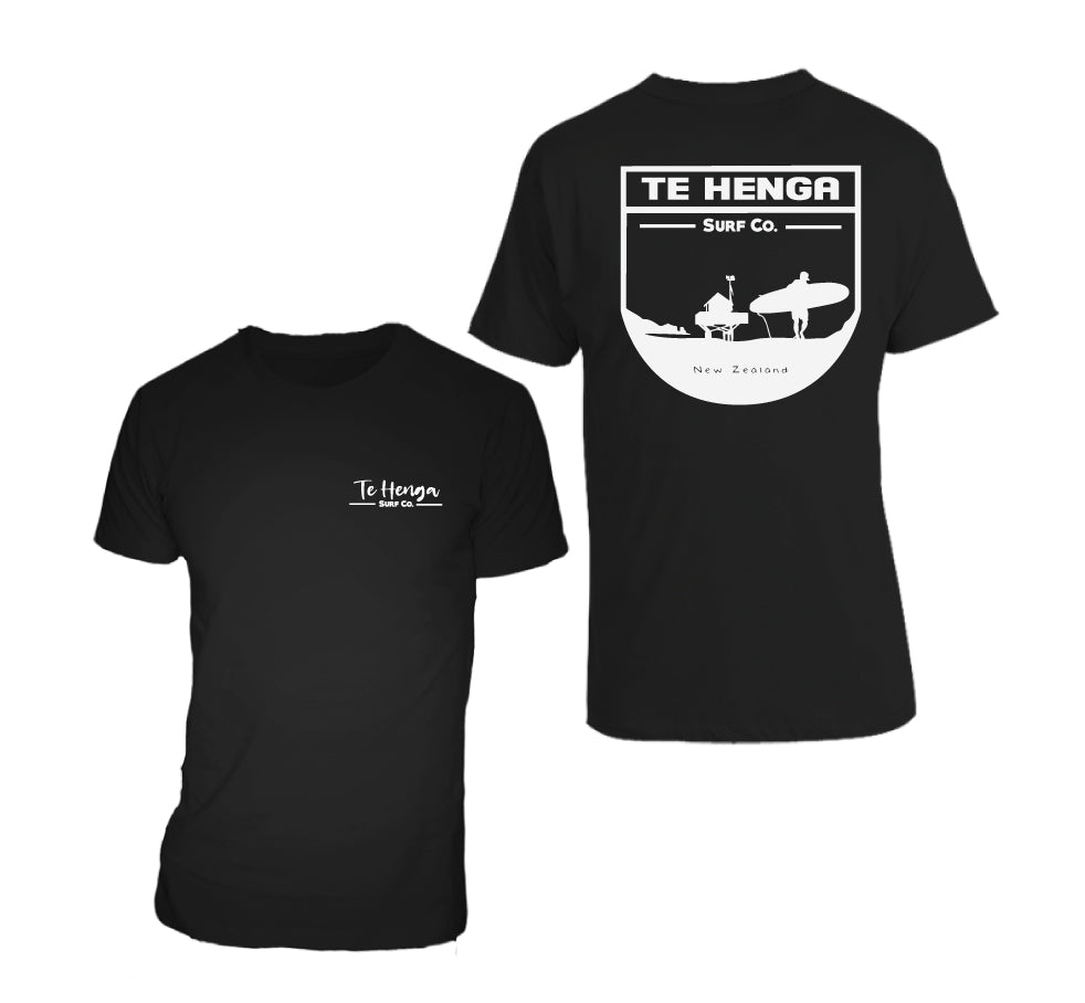 Te Henga Surf Co. Tower Tee