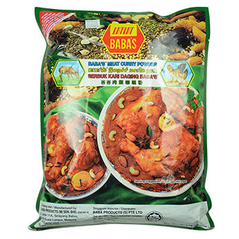 Baba`s Meat Curry Powder