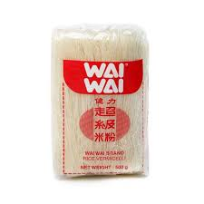 Wai Wai Noodles Rice Vermicelli 3MM