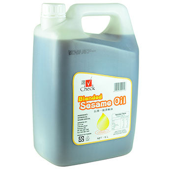 Check Blended Sesam Oil