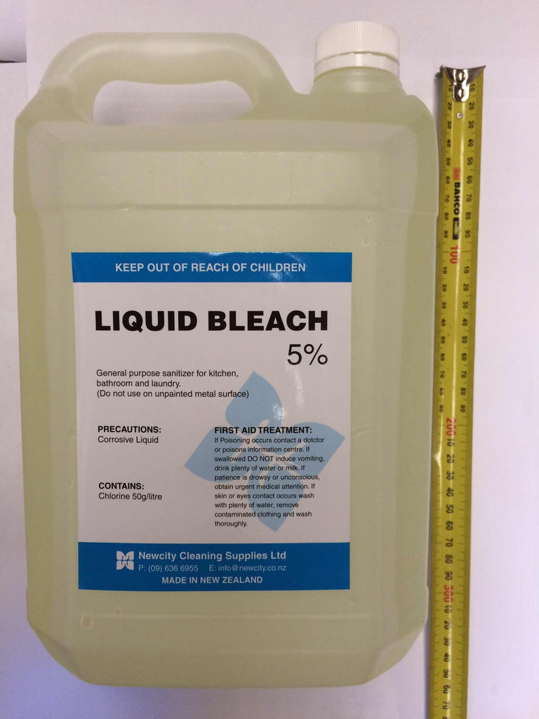 Liquid Bleach5%