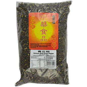 Sichuan Wild Green Pepper