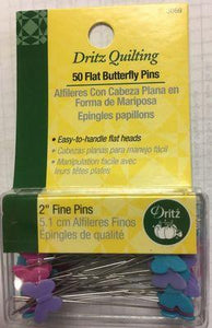 Dritz Flat Head Pins