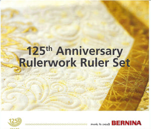 Jubilee Ruler Set 125th