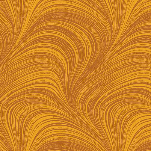 Wave Texture Amber