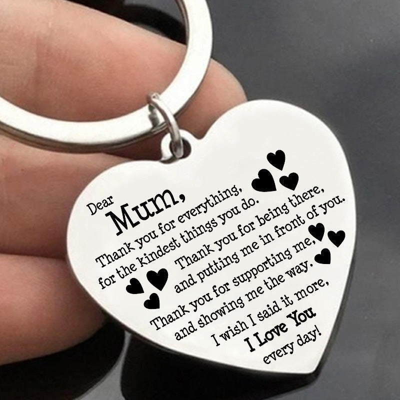 Mother's Day Significance Keychain(BUY MORE SAVE MORE)