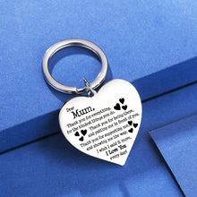 Load image into Gallery viewer, Mother's Day Significance Keychain(BUY MORE SAVE MORE)