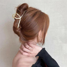 Load image into Gallery viewer, Simple Headdress Metal Hairpin