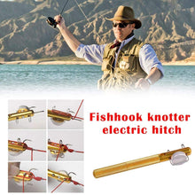 Load image into Gallery viewer, Fast Fishing Knot Tying Tool-Buy 3 free shipping