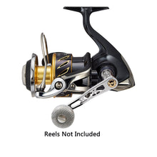 Load image into Gallery viewer, SANLIKE Fishing Tools Knob Aluminium & Carbon Fishing Reel Handle Fit For SHIMANO'S STELLA SW 8000-30000 About Sharing