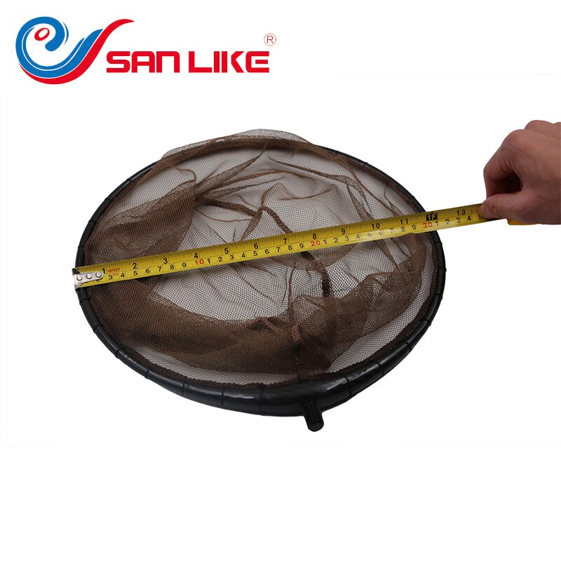 Super Light Weight Folding Fishing Landing Net Carbon fiber Pole Handle Fishing Tackle Equipment Accessories Fishing Japan