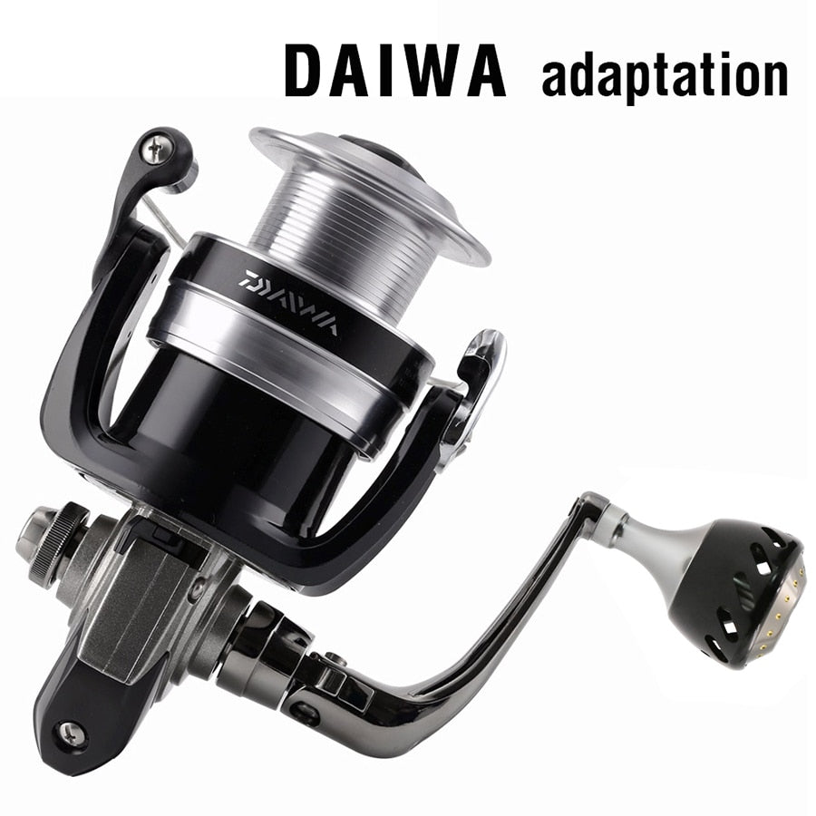 SANLIKE Fishing Knob Sharing For S A & D S Fishing Reel Handle Series Biatcasting Spinning Fishing Reel accessories
