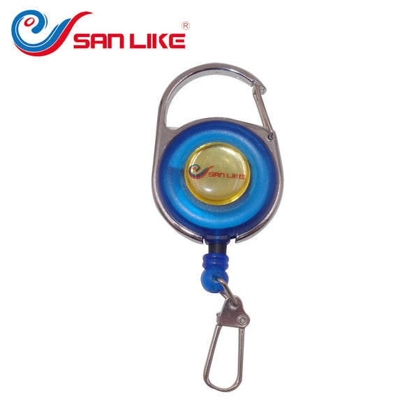 Free Shipping Fishing Tools Tackle Fishing China Fishing Zinger Retractor, Fishing Retractable Buckle For Fishing Lovers