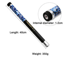 Load image into Gallery viewer, SANLIKE Camo Portable Collapsible Catch Fishing Net Foldable Carbon Long Handle Telescopic Fishing Catching Landing Nets Gear