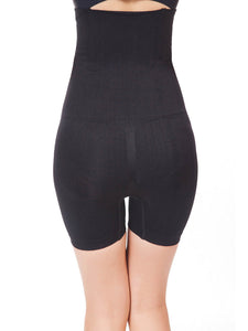 Women's Shapewear High Waisted Mid-Thigh Boy Shorts