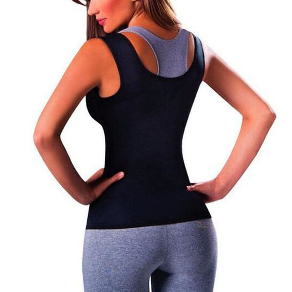Women's Sweat Slimming Vest Waist Trainer