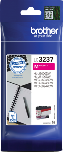 Brother LC-3237M Cartuccia originale inkjet - Magenta