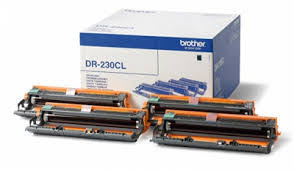 Brother DR 230CL Confezione Kit Tamburo Drum originale per Stampanti DCP 9010CN HL 3040CN 3070CW MFC 9120CN 9320CW