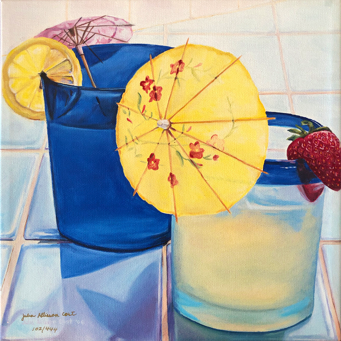 Fresh Squeezed, Gallery Wrap, 11