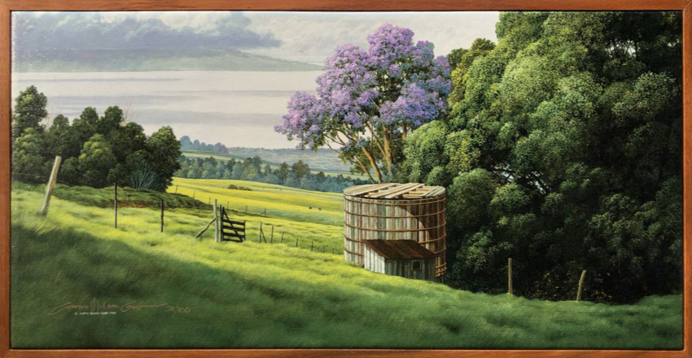 Upcountry Maui, 1 Piece Frame, 10