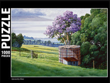 Load image into Gallery viewer, Upcountry Maui Fine Art Puzzle: 250 or 1000 pieces