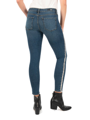 Slim Fit Ankle Skinny (Agree Wash)-New-Final Kut